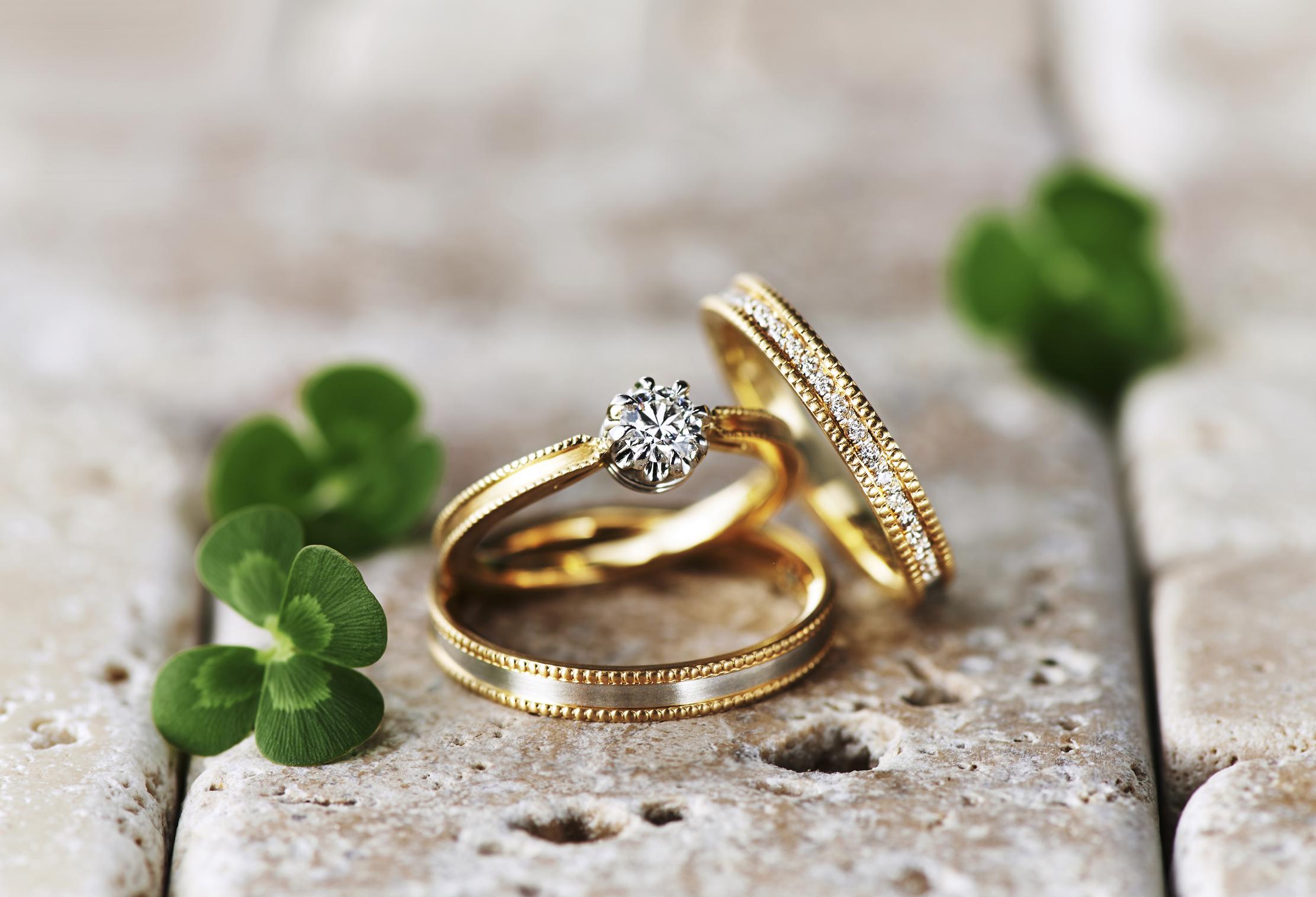 静岡のオシャレ花嫁におすすめ♡イノーヴェのブライダルリング