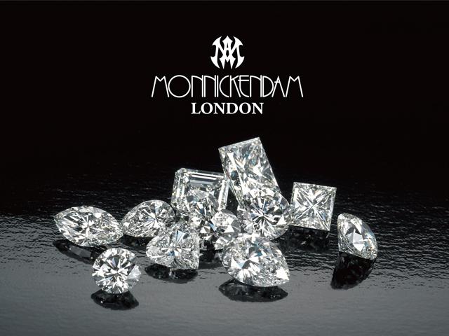 【静岡・浜松】婚約指輪・結婚指輪の最高峰 ダイヤモンド世界三大カッターズブランド MONNICKENDAM モニッケンダム
