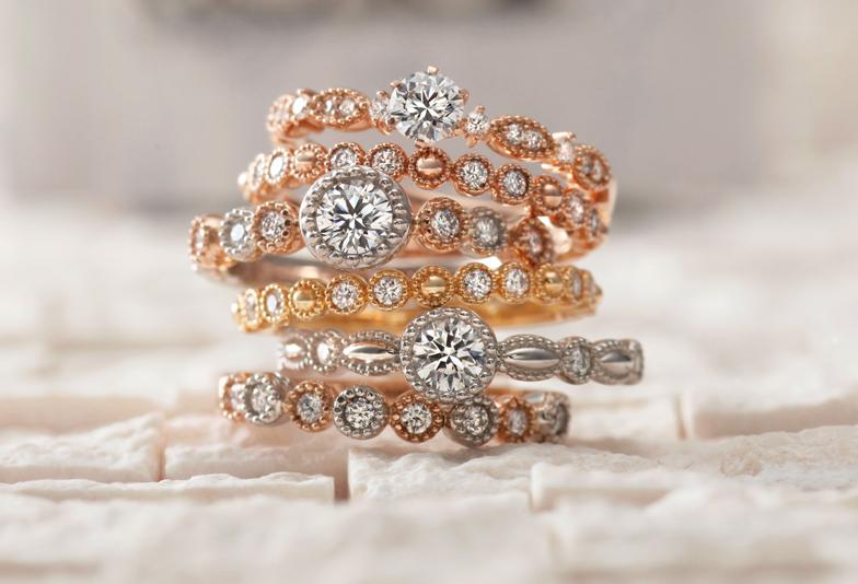 【浜松市】 婚約指輪・結婚指輪 人気ランキング2016 ダイヤモンド専門店 4C&選び方徹底解説♡