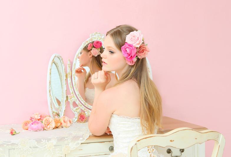 可愛すぎる♡静岡市の女性人気ランキングNO.1!ピンクダイヤモンドで叶う大人キュートな婚約指輪