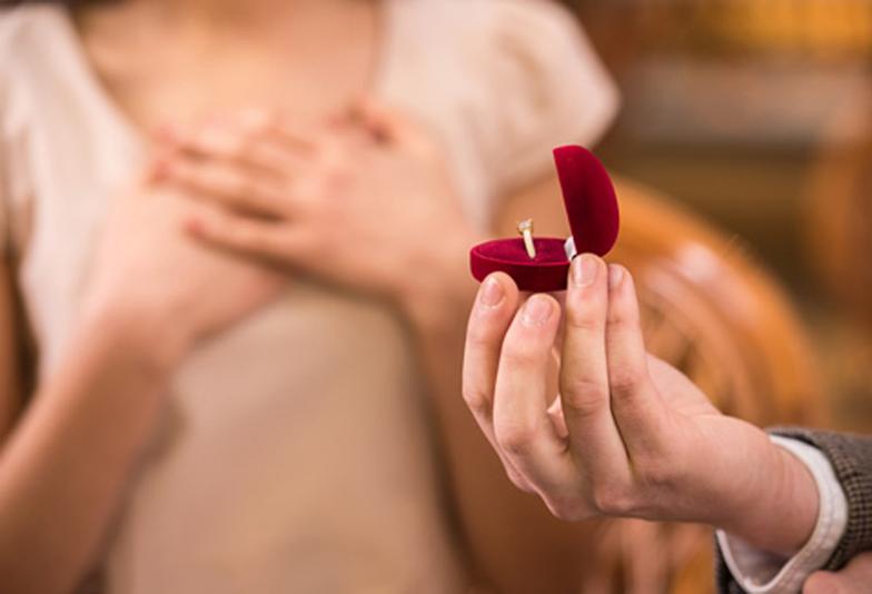 プロポーズプラン 浜松・浜松市 プレミアムディナー&人気の教会(チャペル)でサプライズプロポーズができる
