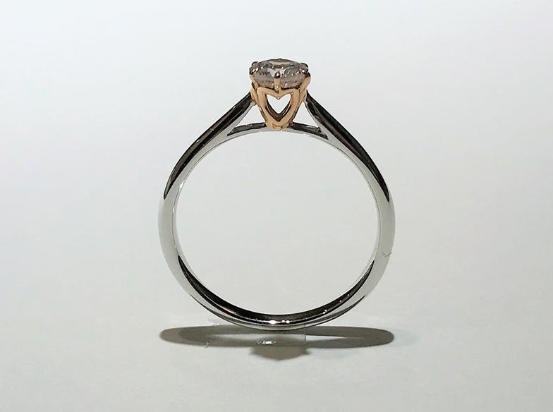 【静岡市・浜松市】婚約指輪(エンゲージリング)選びの参考に♡最も重要な石座とは?