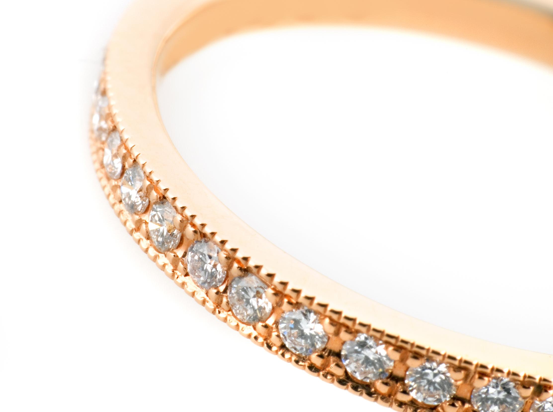 普段使いの婚約指輪♡静岡市の花嫁はエタニティリングに注目!