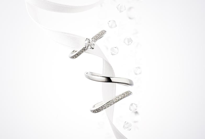 【浜松市・静岡市】ENUOVE Trinity ~イノーヴェトリニティ~ 輝く星たちがつむぎだす愛のストーリー 婚約指輪・結婚指輪を選ぶなら♥