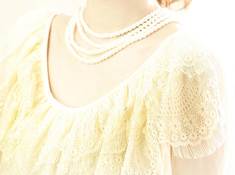 【静岡街中】宝飾店おススメ♡真珠のネックレス アレンジ方法