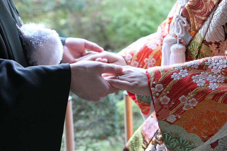 静岡市で日本ならでは♡和風テイストな個性派結婚指輪を見つけよう!