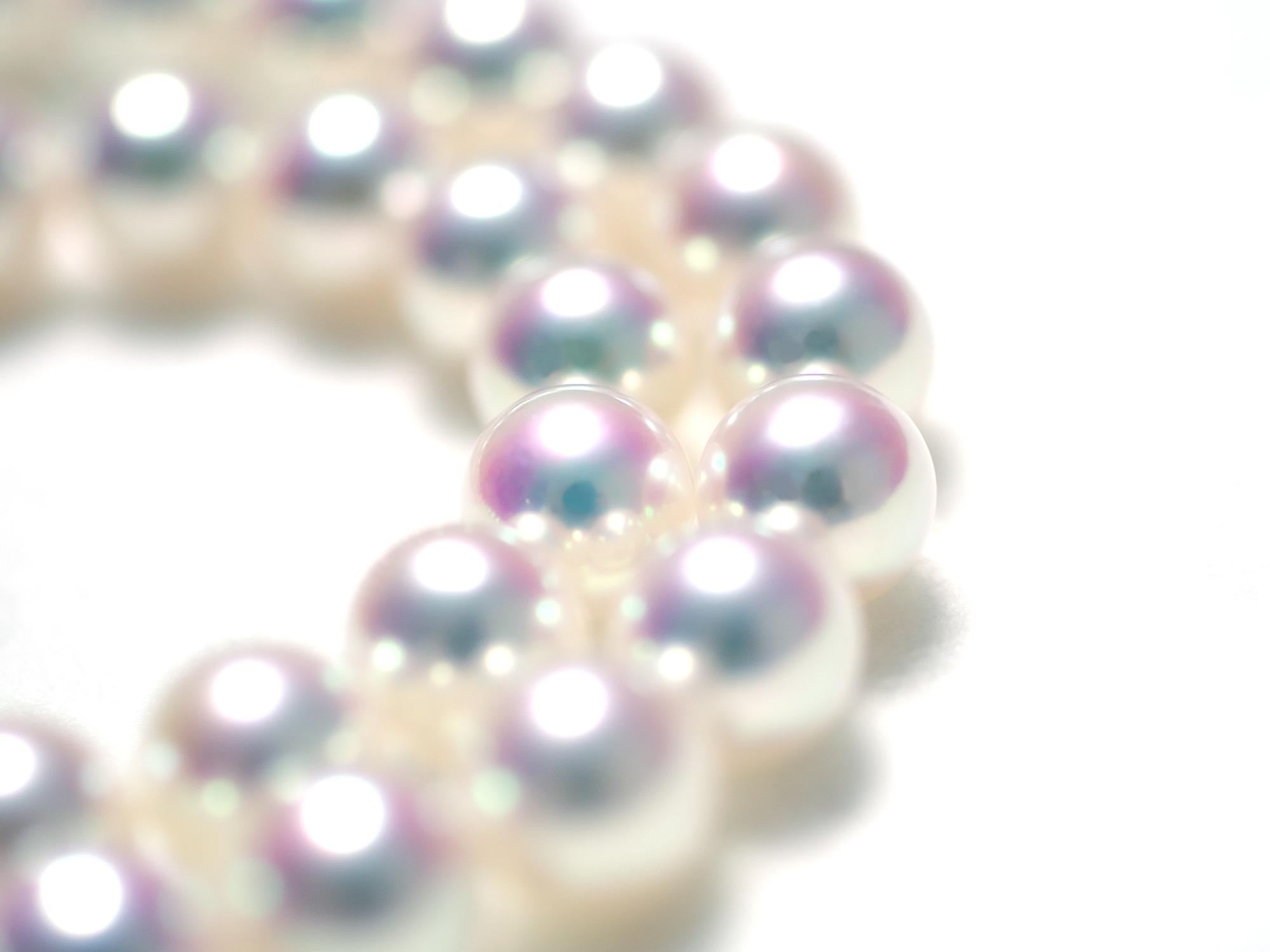 真珠を選ぶなら知っておきたい!「エンハンスメント」ってなに?静岡市宝石店
