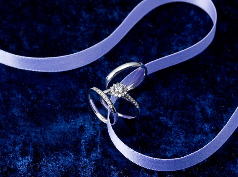素材もダイヤも最高品質♪婚約指輪はモルゲンレーテで贈ろう!【静岡市・島田市・富士市】