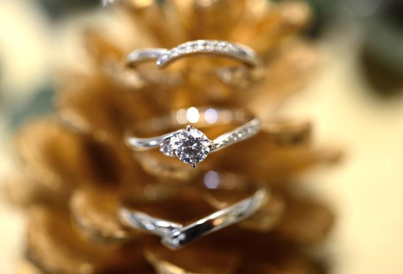 浜松婚約指輪選びに最適【女の子のタイプ別 人気婚約指輪ランキング】ナチュラルベーシックタイプ BEST5