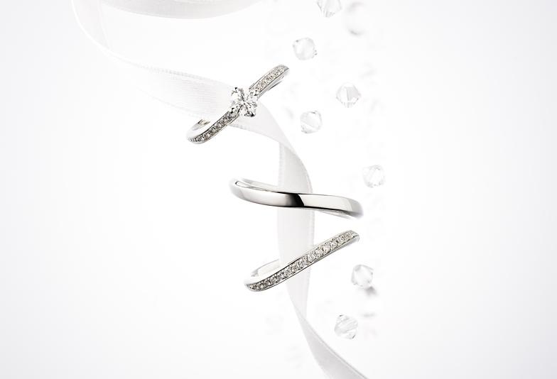 浜松結婚指輪選びに最適【女の子のタイプ別 人気結婚指輪ランキング】スタイリッシュクールタイプ BEST5