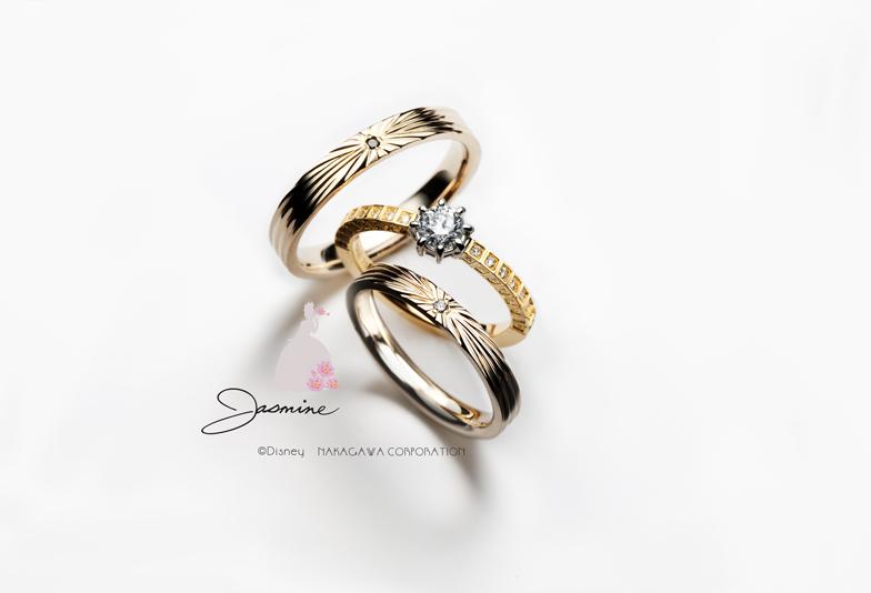 浜松結婚指輪選びに最適【女の子のタイプ別 人気結婚指輪ランキング】スイートトレンドタイプ BEST5