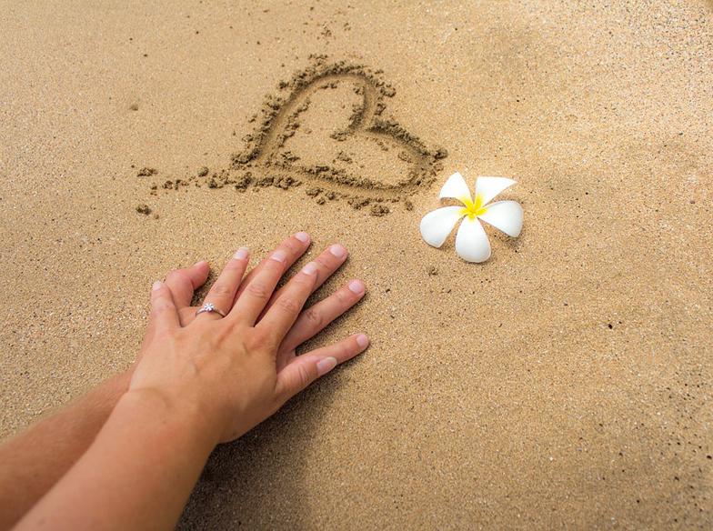 静岡市の結婚指輪はハワイアンジュエリーで決まり!''private baech プライベートビーチ''
