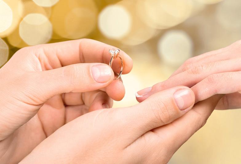 浜松市 大きなダイヤモンドの婚約指輪が人気! 0.5カラット・1.0カラット~のダイヤモンドを婚約指輪に♡