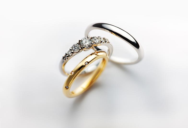 浜松市 大人の結婚指輪 大人婚♥アラフォーだからこそこだわりたい!周年記念の買い替えにもおススメ 人気の結婚指輪ブランド