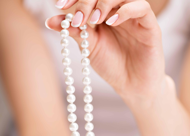 自分らしく個性的に!真珠のロングネックレス【アレンジ上級編】 静岡市宝石店