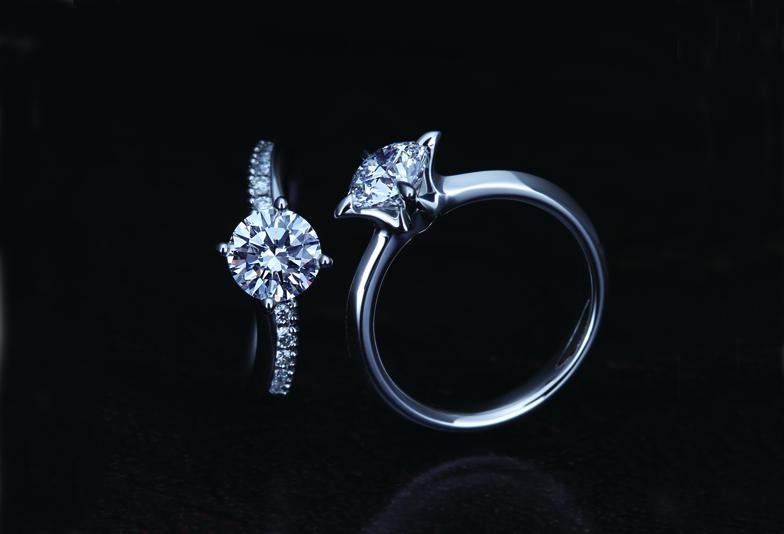 【静岡市街中・富士市・富士宮市】ダイヤモンド 1カラット以上の婚約指輪が人気の理由とは?永遠の愛・絆を意味するダイヤモンド