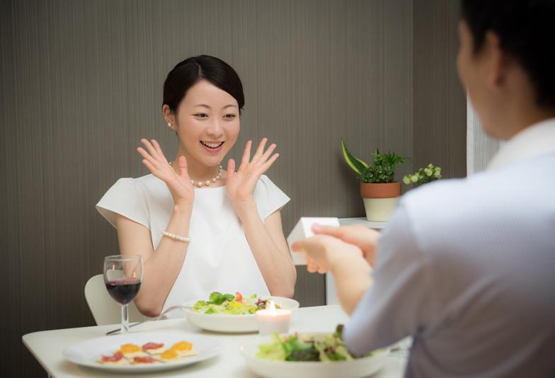 【浜松市で探す】サプライズプロポーズを応援!必須アイテム「婚約指輪」 20万以内で買えるダイヤモンドリング2018年限定モデル