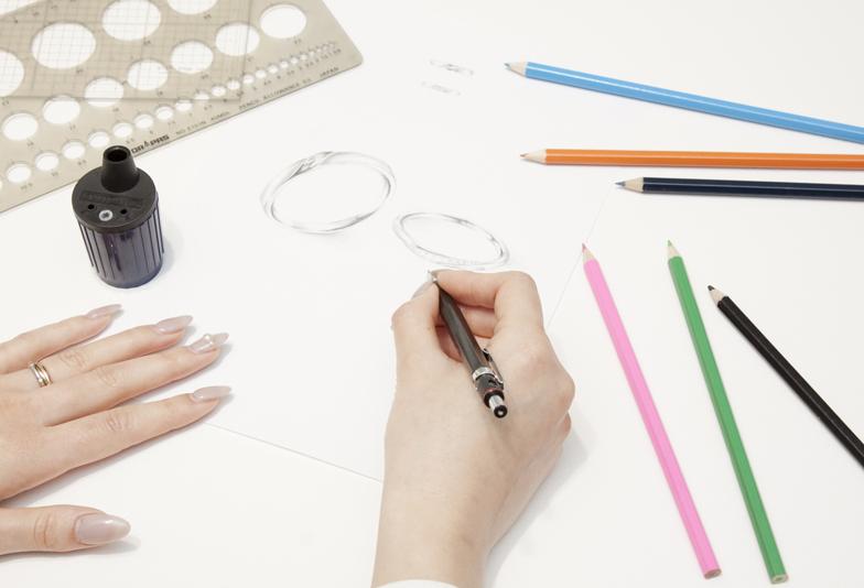 【浜松・浜松市】 着け心地の良い指輪・丈夫な指輪にこだわった 鍛造(たんぞう)フルオーダーメイドの結婚指輪