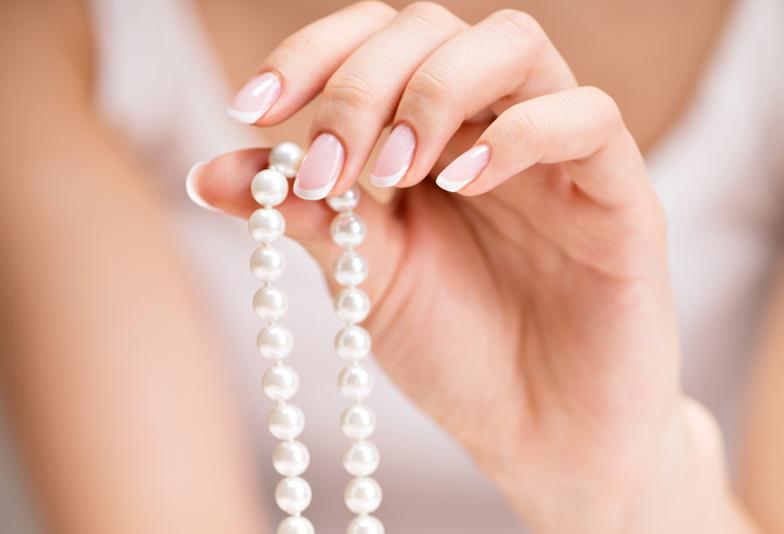 【浜松】「結婚を機に真珠のネックレスを購入しました」大人の女性の必需品・冠婚葬祭だけじゃない!ずっと活躍するパールジュエリー