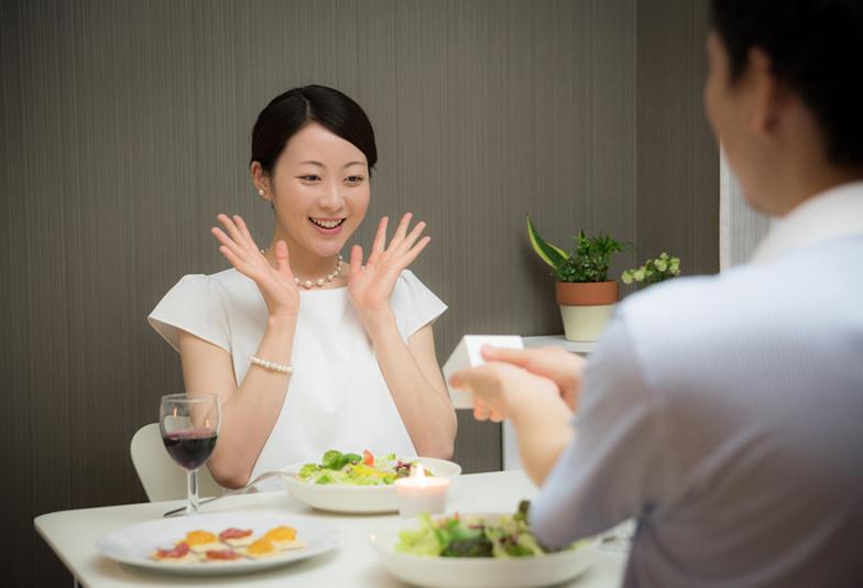 【浜松】「結婚しよう」を感動的に伝えるプロポーズ 場所・シチュエーション~婚約指輪まで プロポーズ相談室にご相談を