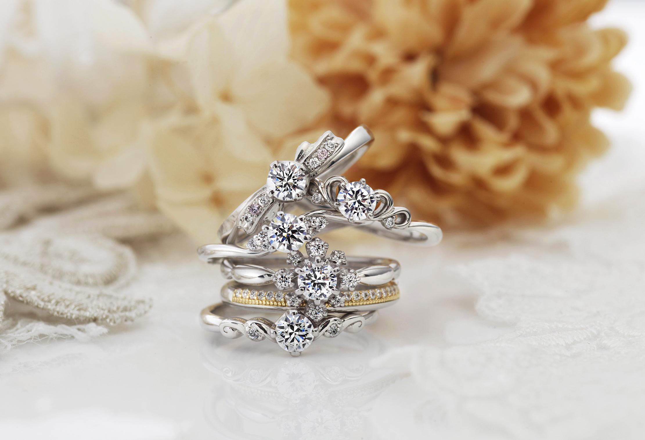 【浜松】婚約指輪から繋がる人生。素晴らしい人生のスタート♡