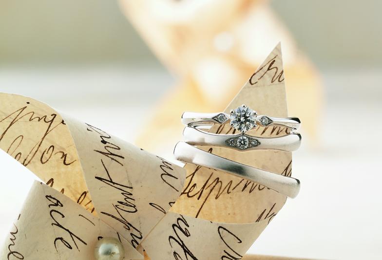 【浜松】シンプルでオシャレなデザインが揃うポルターダの結婚指輪!県内取扱い店はルシルケイのみ!?