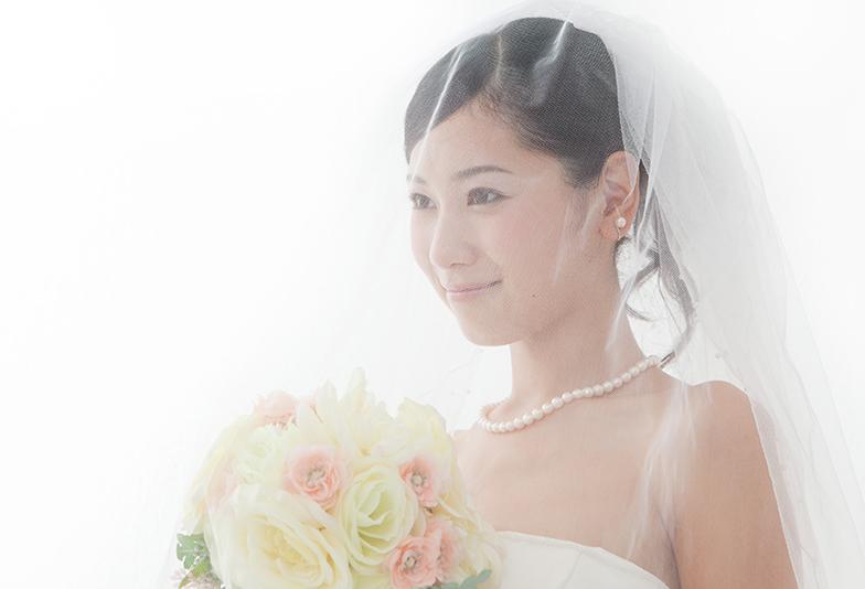 結婚式で花嫁が身に着けるジュエリーとは?純白のウエディングドレスにふさわしいパールネックレス【浜松】