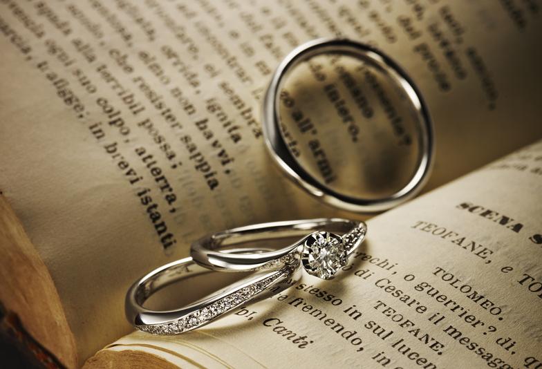 【浜松】重ね着けができる結婚指輪!様々な組み合わせや表情を楽しむイノーヴェのブライダルリング