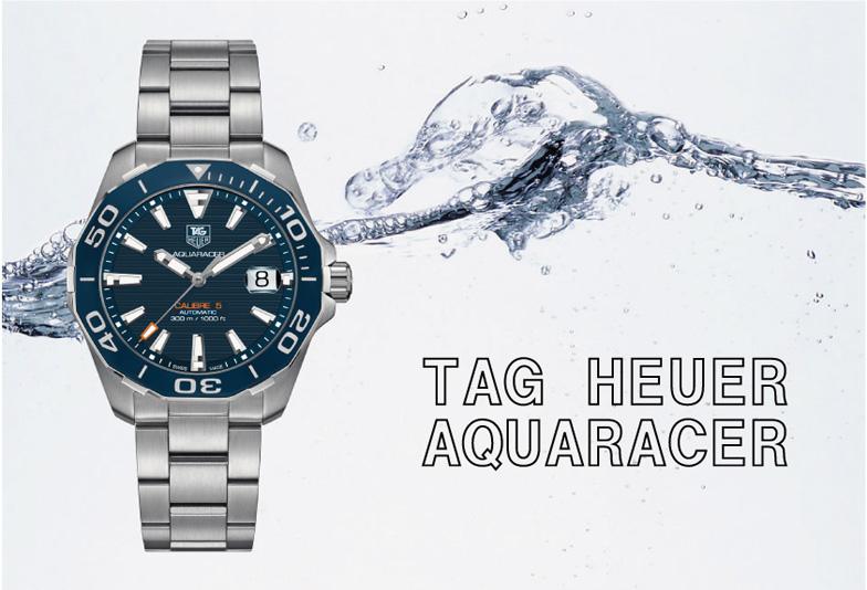 夏に楽しめる腕時計!!