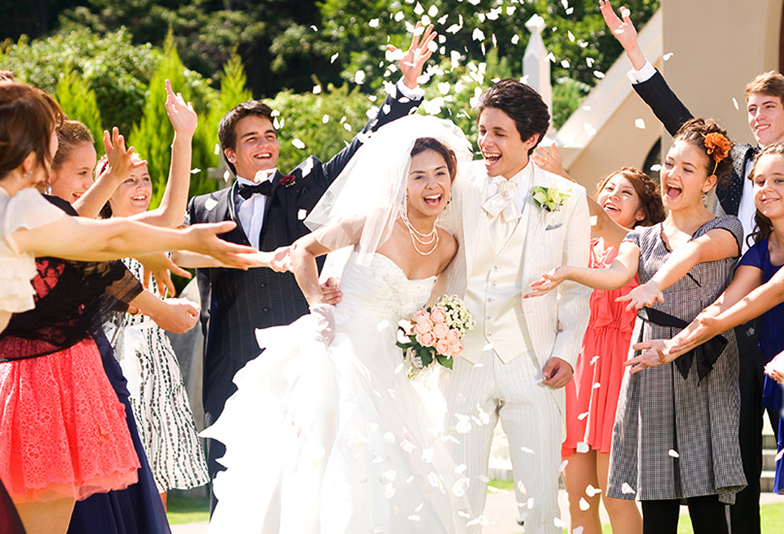【浜松市】一生に一度の大切なセレモニー  愛犬・ペットと一緒に結婚式を楽しめる結婚式場