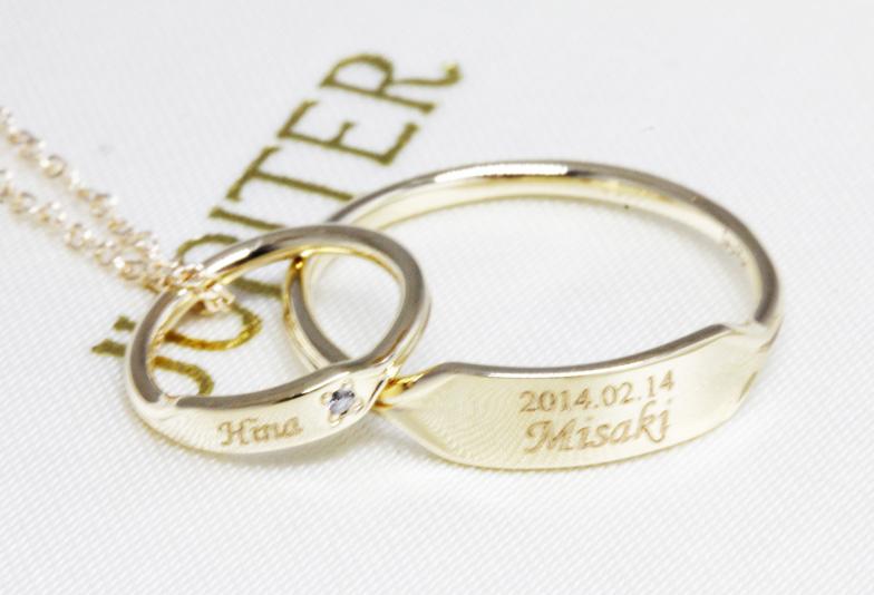 【浜松】大切なベビーへ贈りたい・・・今人気の『ベビーリング』の秘密!結婚指輪とお揃いのベビーリングがキュート