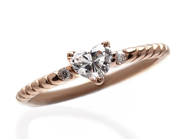 【静岡市・浜松市】ダイヤモンドがハートの形♡ファンシーカットの魅力をご紹介