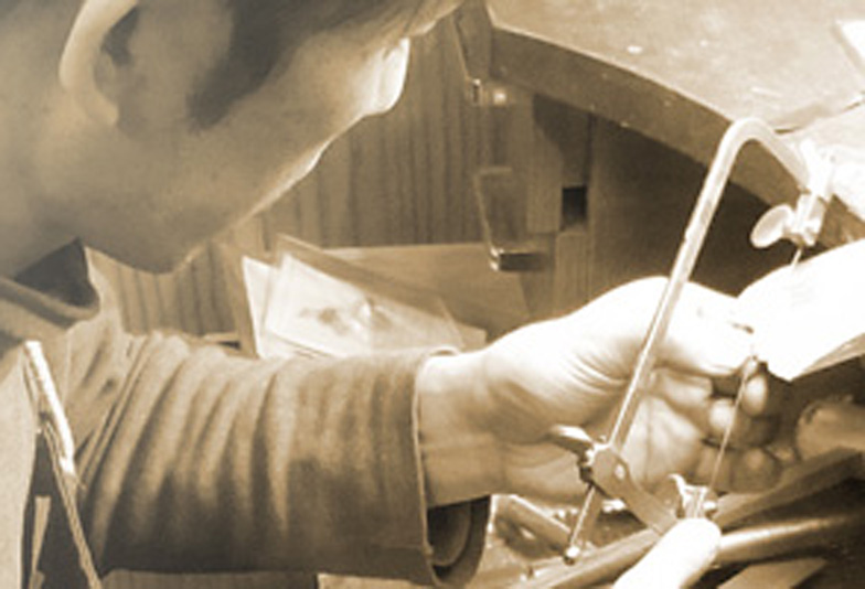 【静岡市】職人が手作りする2人だけのオリジナル結婚指輪(マリンジリング)価格も抑えられるブライダルリング専門店