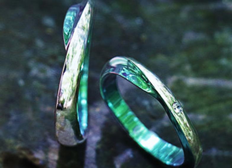 ジルコニウム、タンタルの指輪が静岡と浜松に初上陸!