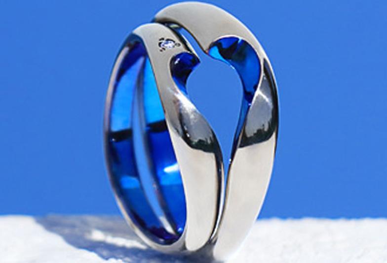 【静岡市】おふたりの会話に耳を傾けて…思い出を再現してくれる結婚指輪専門店♡