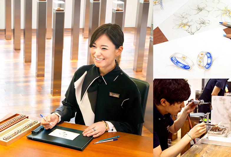 婚約指輪、結婚指輪を探すなら午前中が断然お得♡静岡市のブライダルリング専門店をチェック!