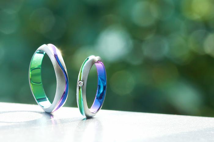 【静岡・浜松】いよいよ販売スタート!SORAソラの結婚指輪?