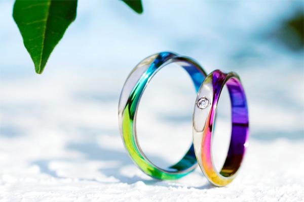 【静岡市・浜松市】自由な発想でつくる、オーダーメイドの結婚指輪。SORA。