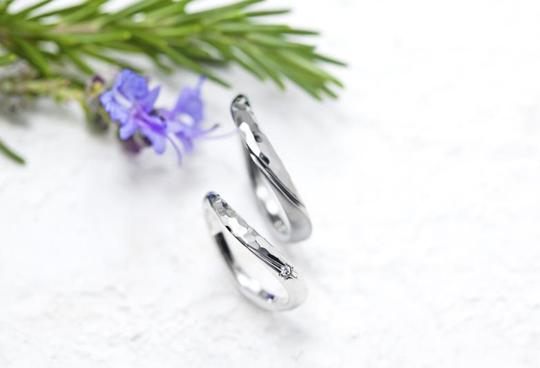 【静岡市】結婚指輪もおしゃれに楽しく選びたい♡個性が出せる結婚指輪♡