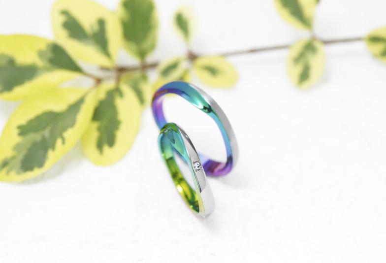 富士宮では静岡市で結婚指輪を見ることが当たり前!アレルギーフリーのカラーが特徴の結婚指輪(マリッジリング)!