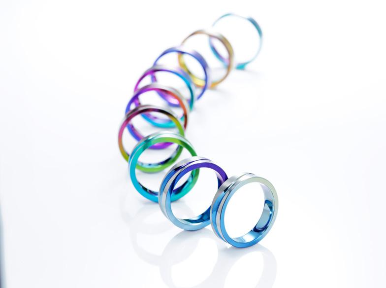 静岡市のセレクトショップ!オーダーメイドでつくるSORAの結婚指輪♡