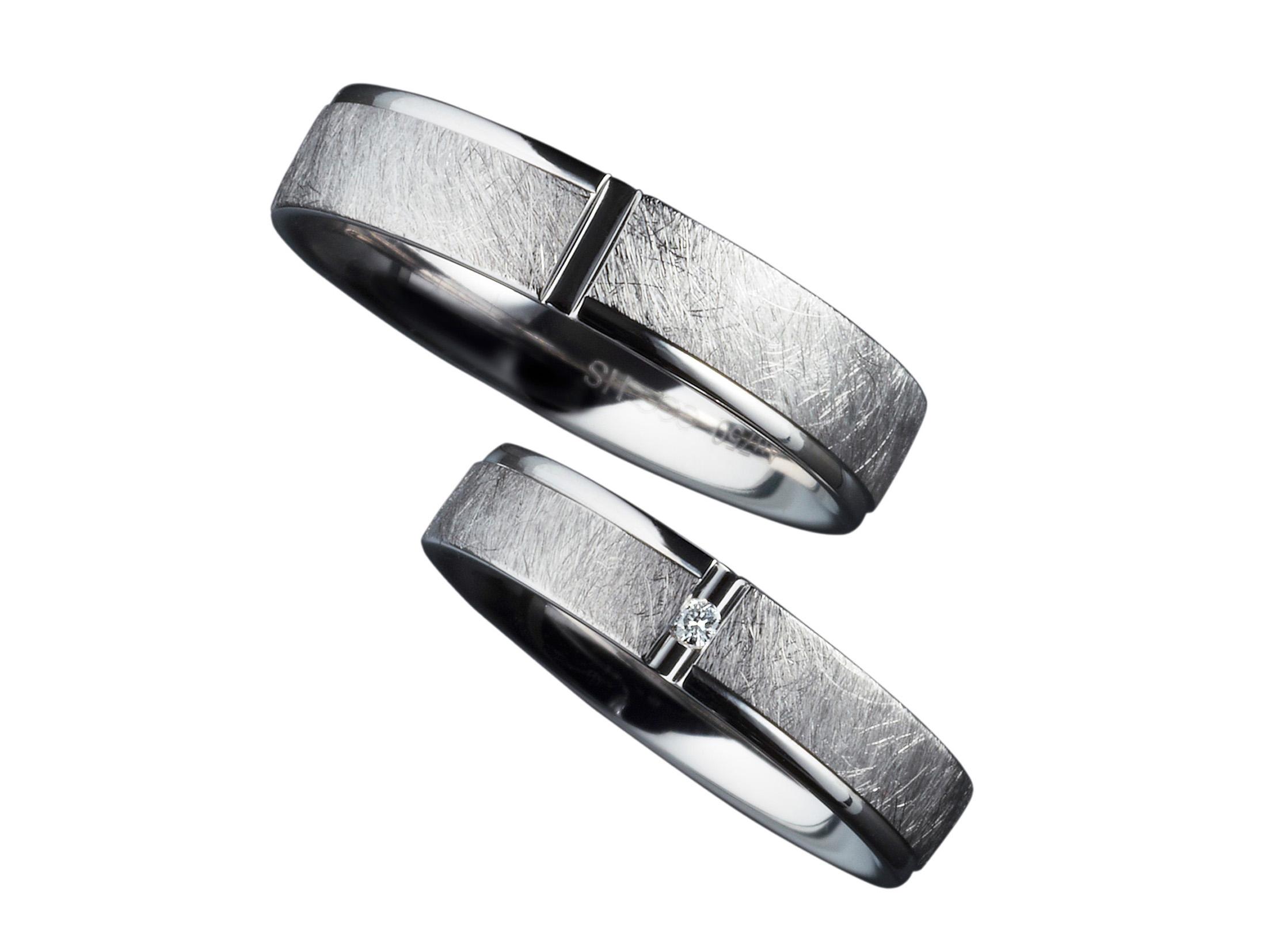 静岡市・浜松市でも選ばれているシームレスな指輪たち。