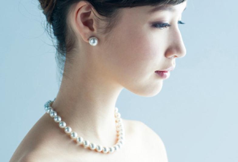 【静岡花嫁】気品あふれる花嫁になるには真珠(パール)のネックレスが必須♡みんなが結婚のタイミングで買いそろえる理由!