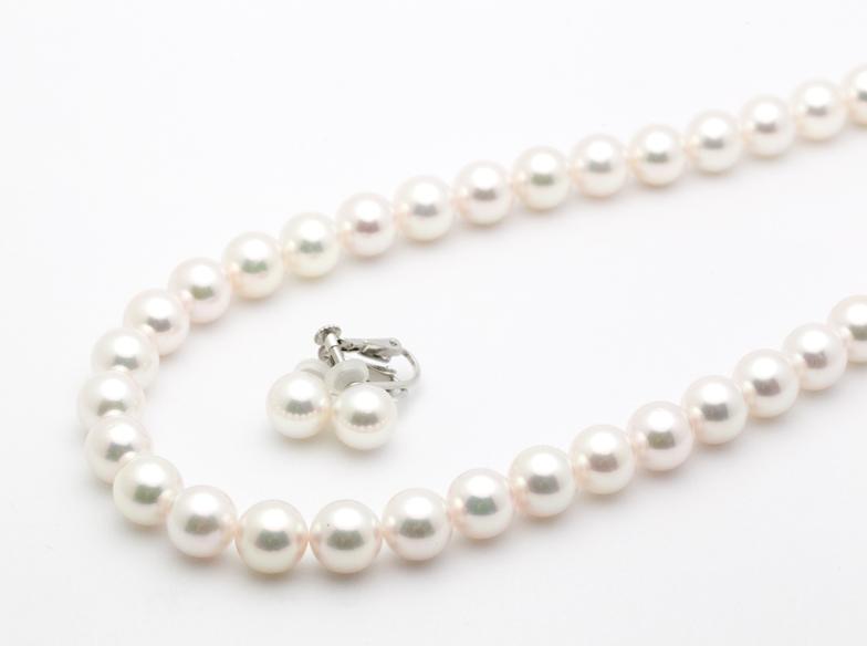 【静岡市】幸せな花嫁に♡白く輝く真珠でウェディングドレスを飾ろう!
