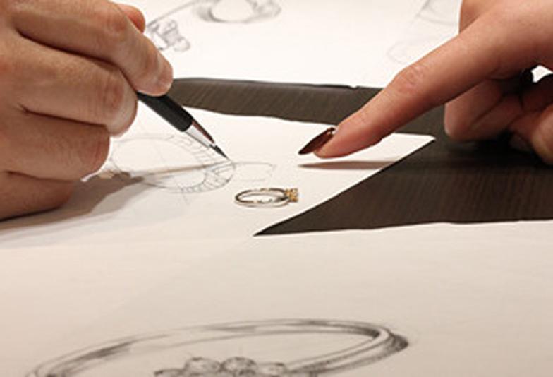 【浜松市】 2人でつくるオーダーメイドの結婚指輪(マリッジリング) どうやって作るの?実際にオーダーメイドしたカップルのストーリー