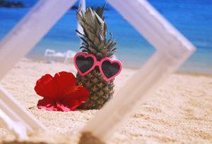 【静岡市】ハワイアンジュエリーとエタニティリングは相性抜群。オシャレでかわいい結婚指輪(マリッジリング)が人気!