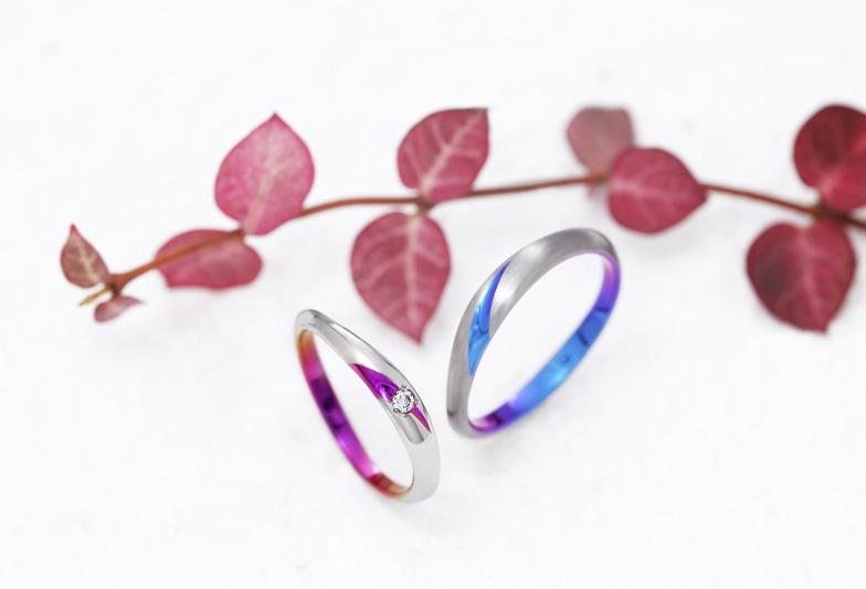 【富士市】アレルギーフリーの結婚指輪が話題!好きな色の結婚指輪を作っちゃおう♡