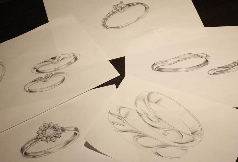 【富士市】オーダーメイドで手作り♡ふたりの結婚指輪をつくろう!