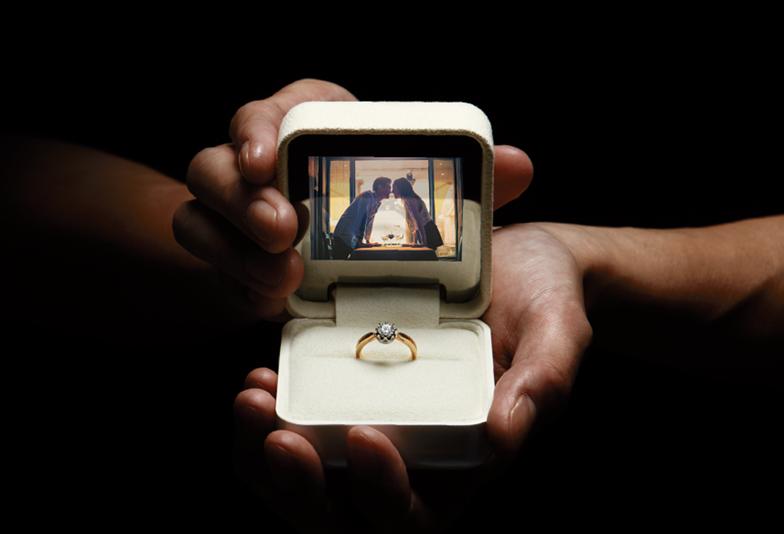 【静岡市】ダイヤモンドはラージストーンを贈る♡周りと差をつける!