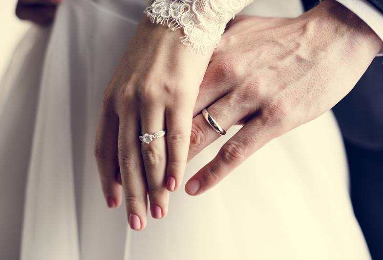 【静岡市】婚約指輪はどっち?プラチナ×ゴールドどっちも好き!コンビネーションリングの魅力♡